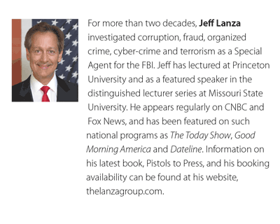 Jeff Lanza Biography