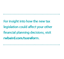 New Tax Legislation