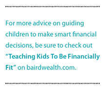 Teaching Teenagers to be Financially Fit