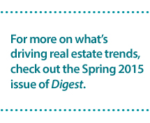 More on what's driving real estate trends.