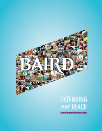 2014 Baird Foundation Annual Report