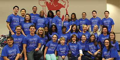 Baird Community Involvement
