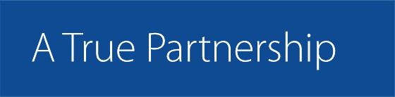 A True Partnership