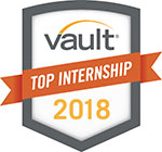 Vault Investment Bank Internship Rankings