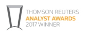 Thomson Reuters Analyst Awards