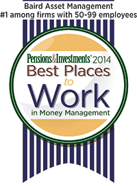 2014 P&I Best Places to Work