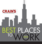 Crain's Chicago Business' Best Places to Work