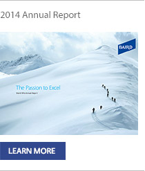 Baird's 2014 Annual Report