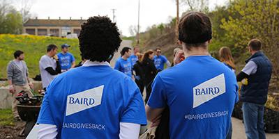 Baird Gives Back Week 2016