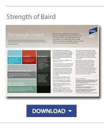The Strength of Baird