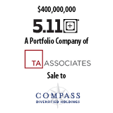 5.11/Compass Diversified Holdings