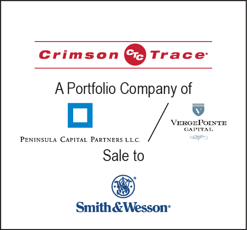 Crimson Trace to Smith & Wesson