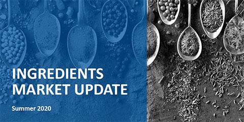 Ingredients Market Update