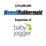 Newell Rubbermaid - Baby Jogger