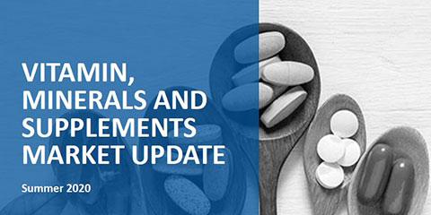 Vitamin, Minerals and Supplements Market Update