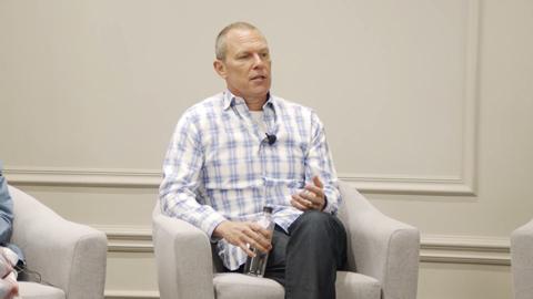 Carl Daikeler, CEO of Beachbody