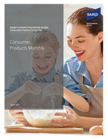 Consumer Products Monthly