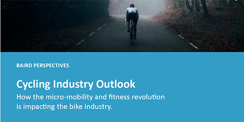 Baird Report: Cycling Industry Outlook