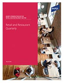 Retail and Restaurant Quarterly