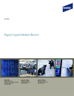 Equity Capital Markets Review