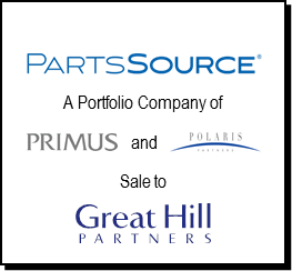 Great Hill Partners / PartsSource