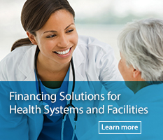 Financing Solutions for Health Systems and Facilities