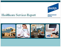 Healthcare Services Industry Update
