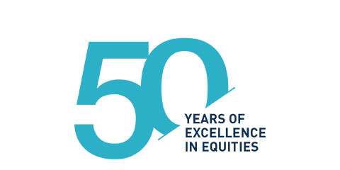 50 Years of Excellence in Equities