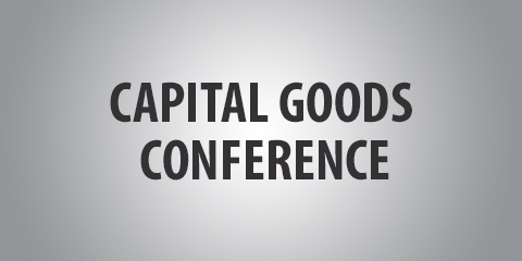 Capital Goods Conference