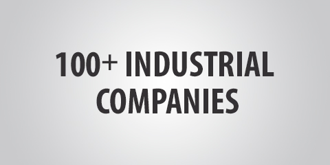 100+ Industrial Companies