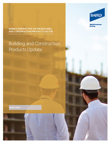 Building & Construction Products