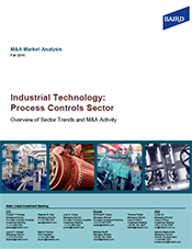Industrial Technology: Process Control