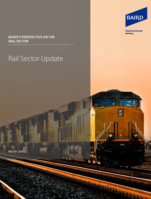 Rail Quarterly