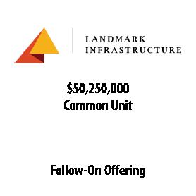 Landmark Infrastructure Partners LP