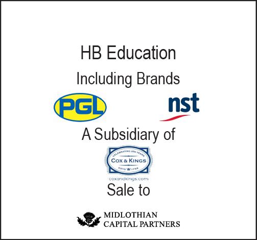 Cox & Kings / HB Education