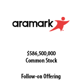 aramark Follow-on Offering