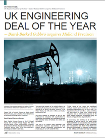 UK Engineering Deal of the Year