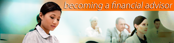 Becoming a Financial Advisor