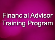 Financial Advisor Training Program